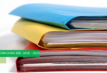 résultats admissibilités IRIC 2018 - 2019